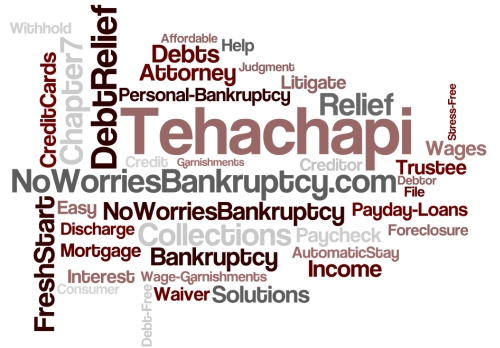 Tehachapi bankruptcy attorney