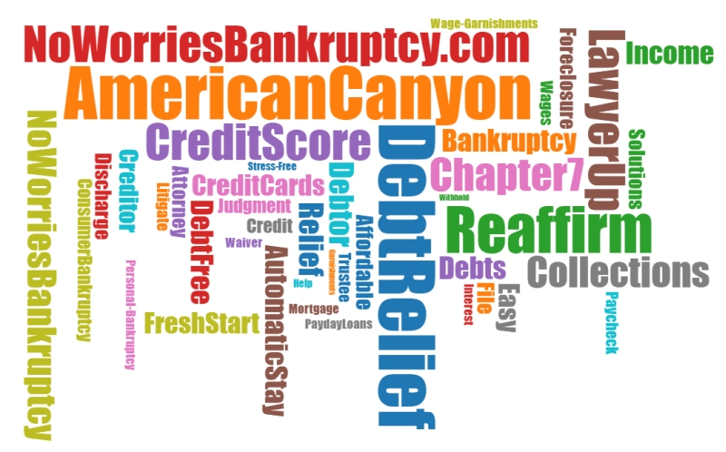 American Canyon bankruptcy attorney