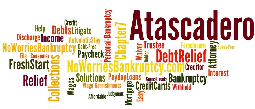 Atascadero debt relief lawyer
