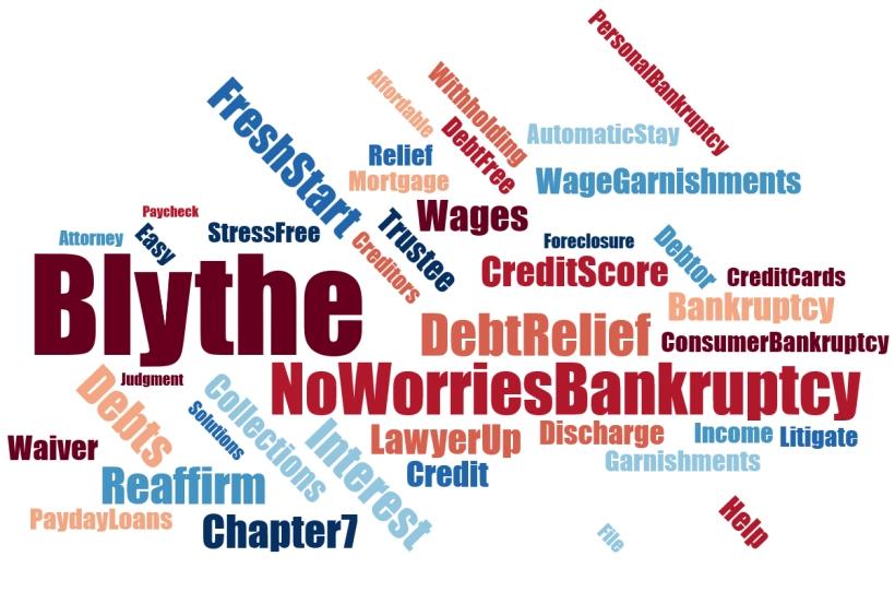 Blythe bankruptcy attorney