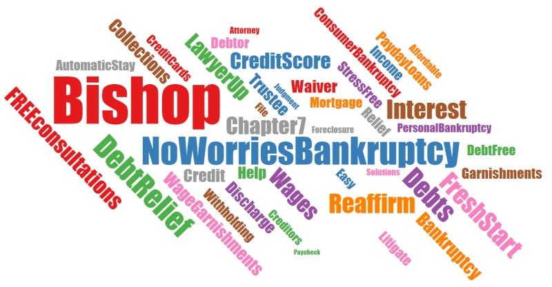 Bishop bankruptcy attorney