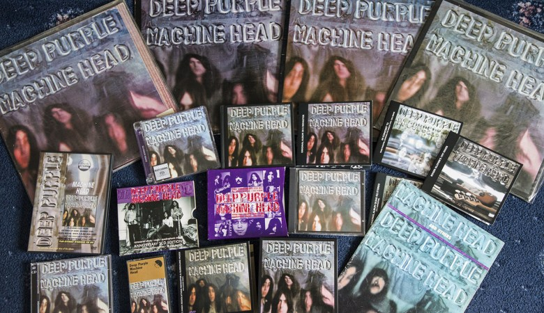 Deep Purple Machine Head