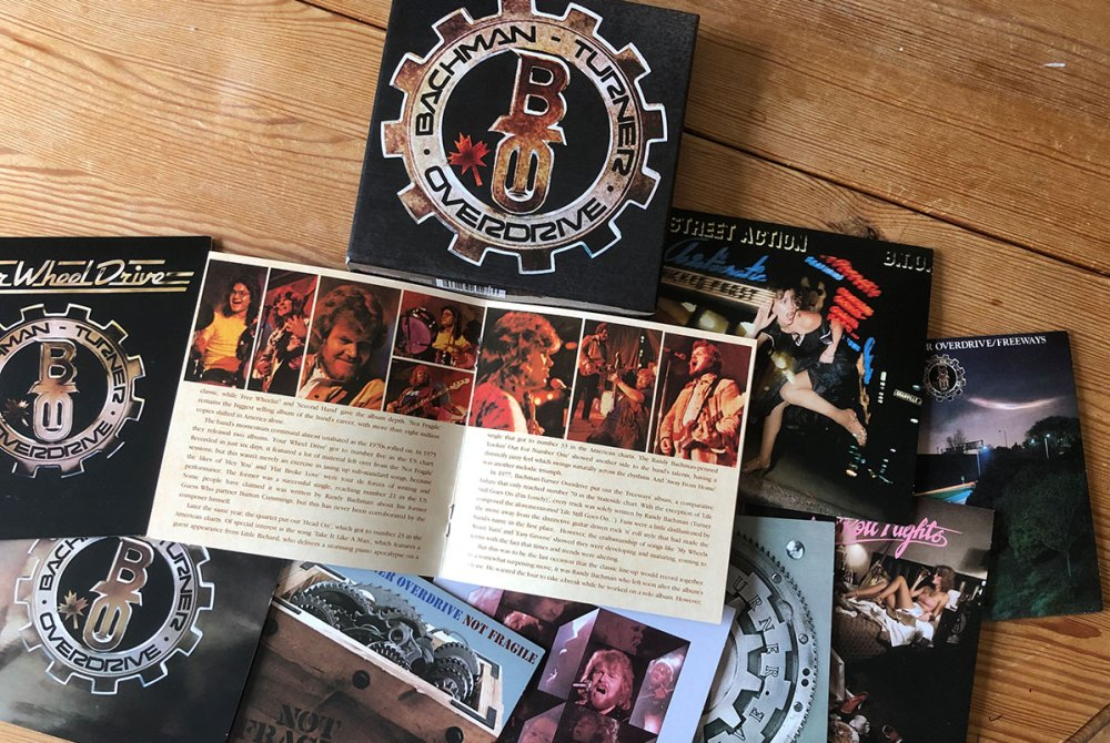 Bachman Turner Overdrive Box Set