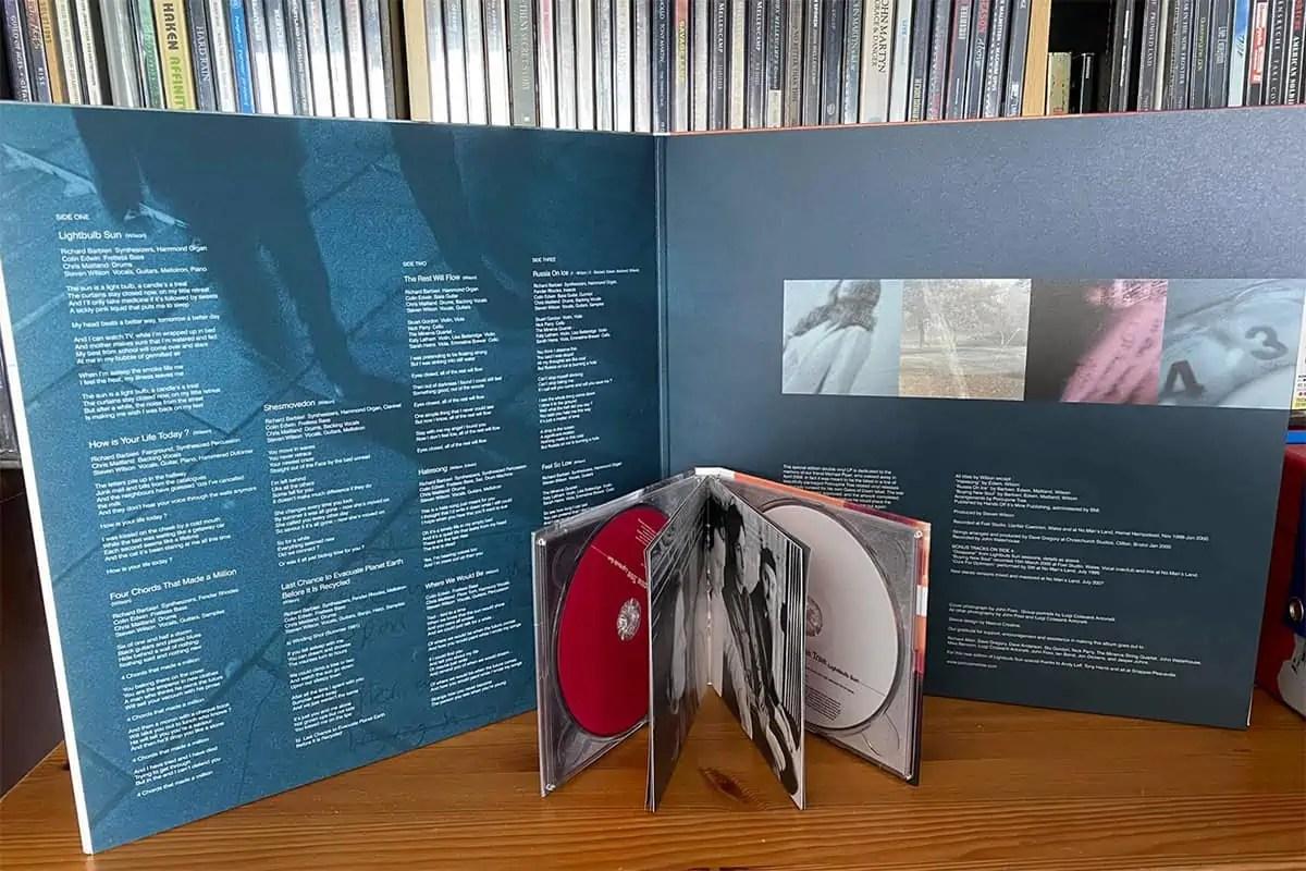Lightbulb Sun Porcupine Tree Vinyl