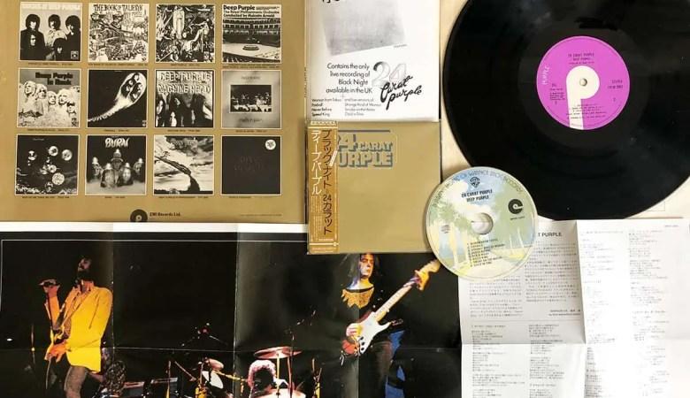 Deep Purple 24 Carat Purple 1975 Review