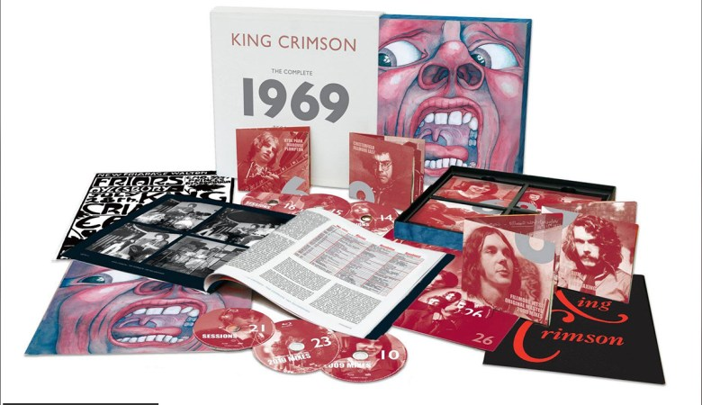 King Crimson The Complete 1969 Recordings