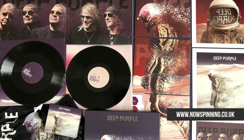 Unboxing Whoosh by Deep Purple Deluxe Box Set
