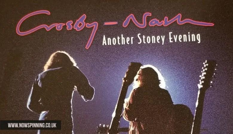 Crosby Nash Live Vinyl
