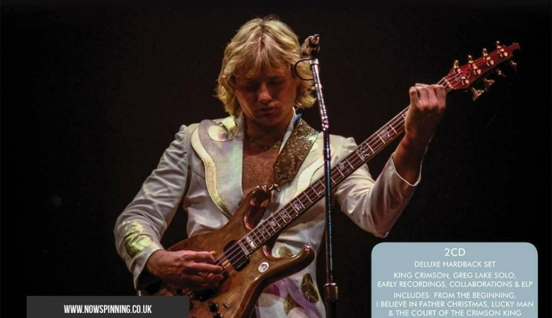 Greg Lake 2CD Anthology Review