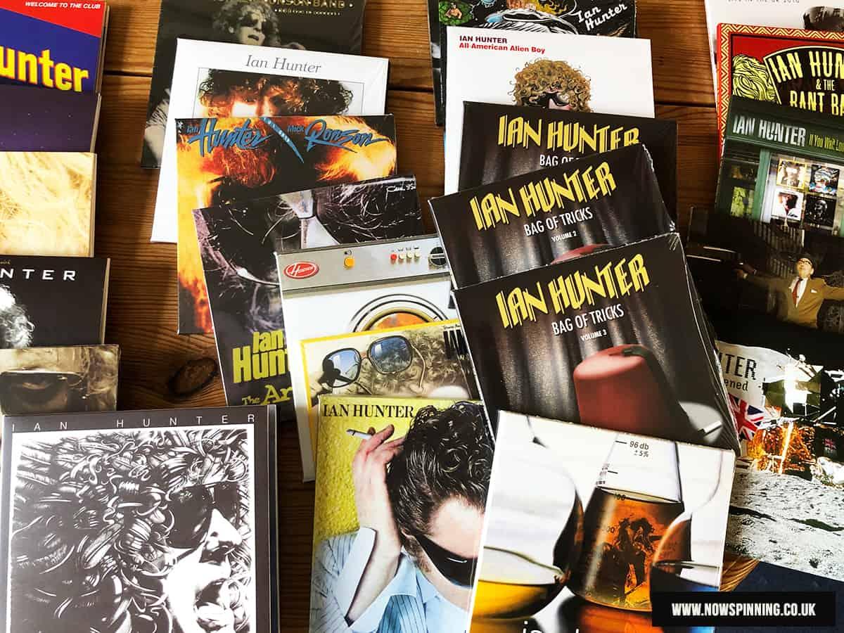 Ian Hunter Stranded in Reality CDs