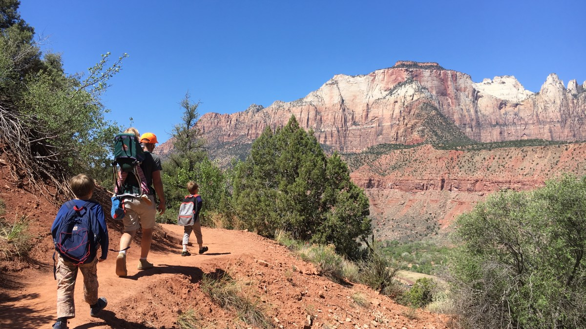 5 Utah Family Adventures & Where to stay (or maybe not stay)