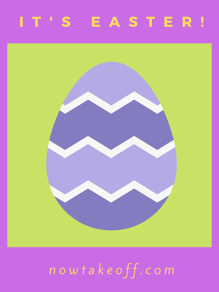 It's Easter – transcript