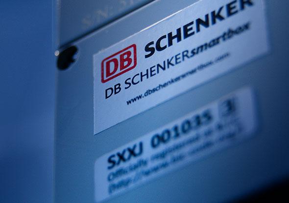 DB Schenker smartbox