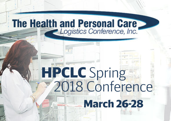 Health and Personal Care Logistics Conference 2018