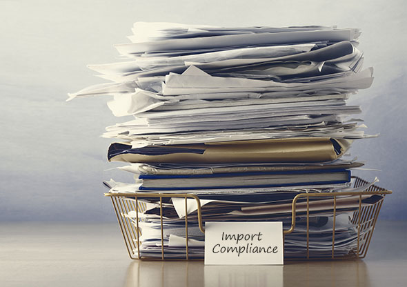 Import Compliance Management