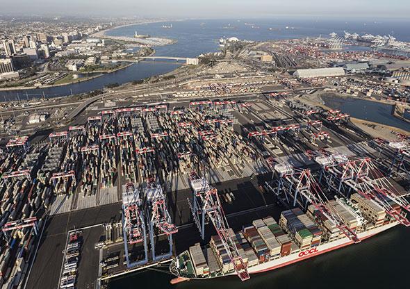 Port of Los Angeles/Long Beach