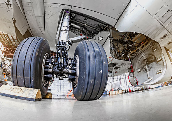 Aerospace supply chain trends