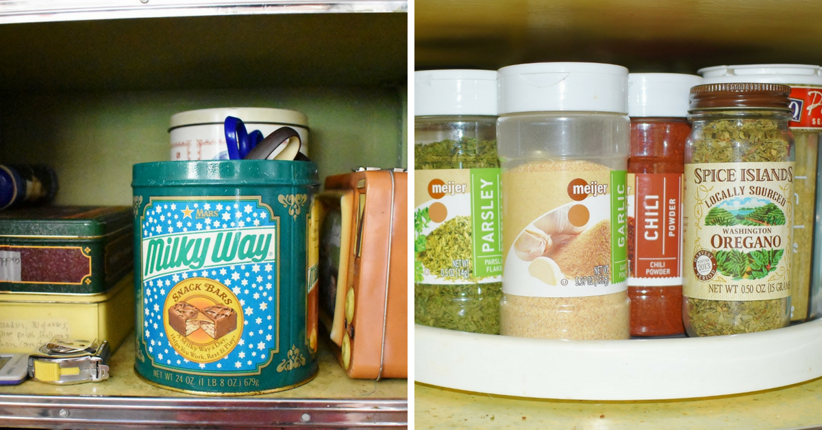 Simple Diy Kitchen Organization Ideas On A Budget Now That S Thrifty