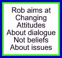 Attitudes Limit Discussion