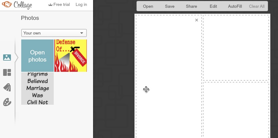 Create Sidebar Ads In 11 Steps With Picmonkey Collage - NowTHINK!AboutIt