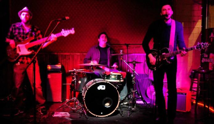Tim Pepper Trio at Nashville Underground live