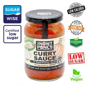 Vegan curry sauce