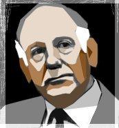 California Presiding Supreme Court Justice Ronald M. George