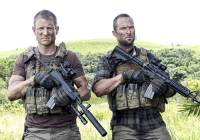 Strike Back on NOW TV