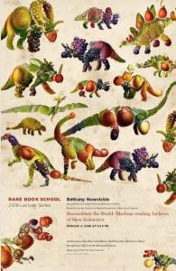 rare book school poster