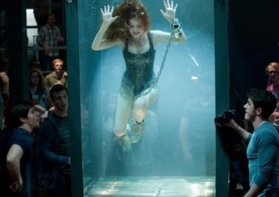 The Water Tank Trick featuring Isla Fisher