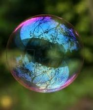 b bubble alone