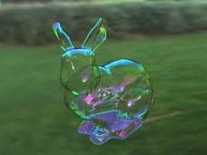 b bunny bubble