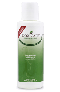 Noxicare four ounce pain relief cream