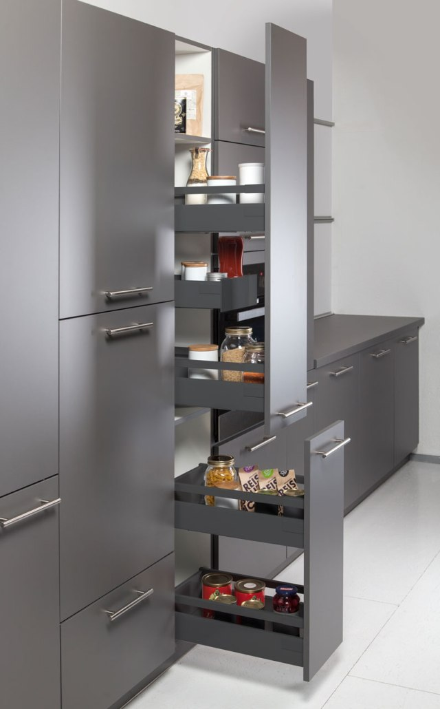 Vorratsschrank Küche Komplette Nolte Spülbecken ...
