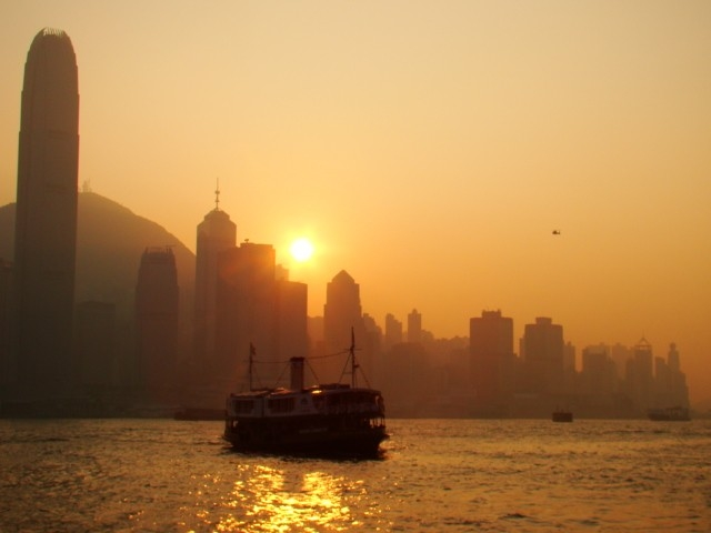 Radreise von Chengdu nach Hongkong