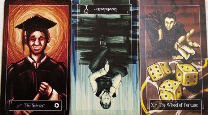 What Does The Deck Say? October 11, 2018