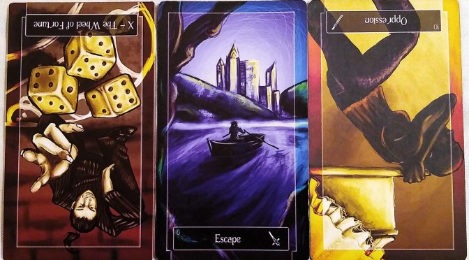 What Does The Deck Say? November 20, 2018