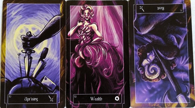 What Does The Deck Say? November 30, 2018