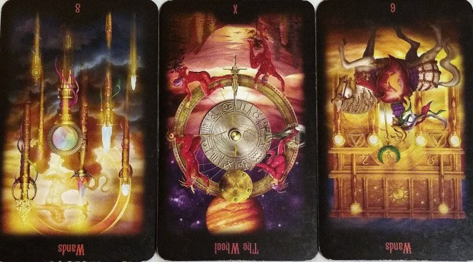 What Does The Deck Say? January 14, 2019