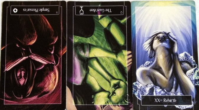 What Does The Deck Say? April 17, 2019