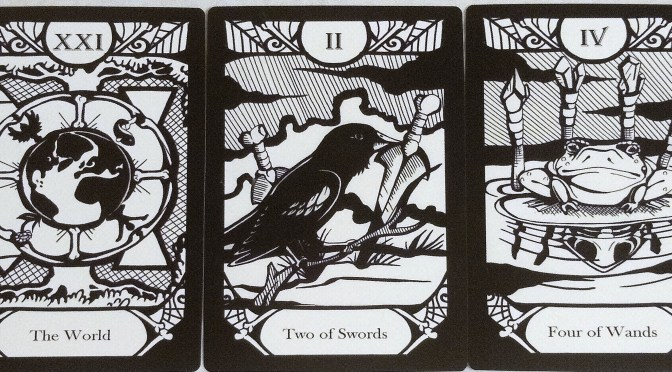 What Does The Deck Say? April 25, 2019