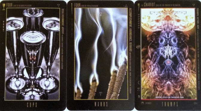What Does The Deck Say? May 14, 2019