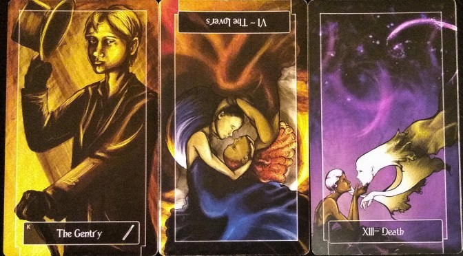 What Does The Deck Say? August 29, 2019