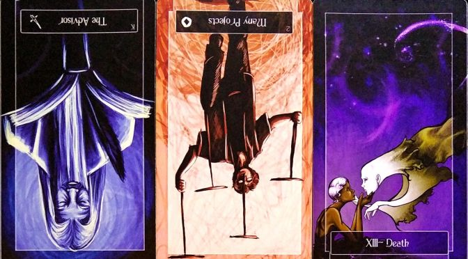 What Does The Deck Say? October 28, 2019