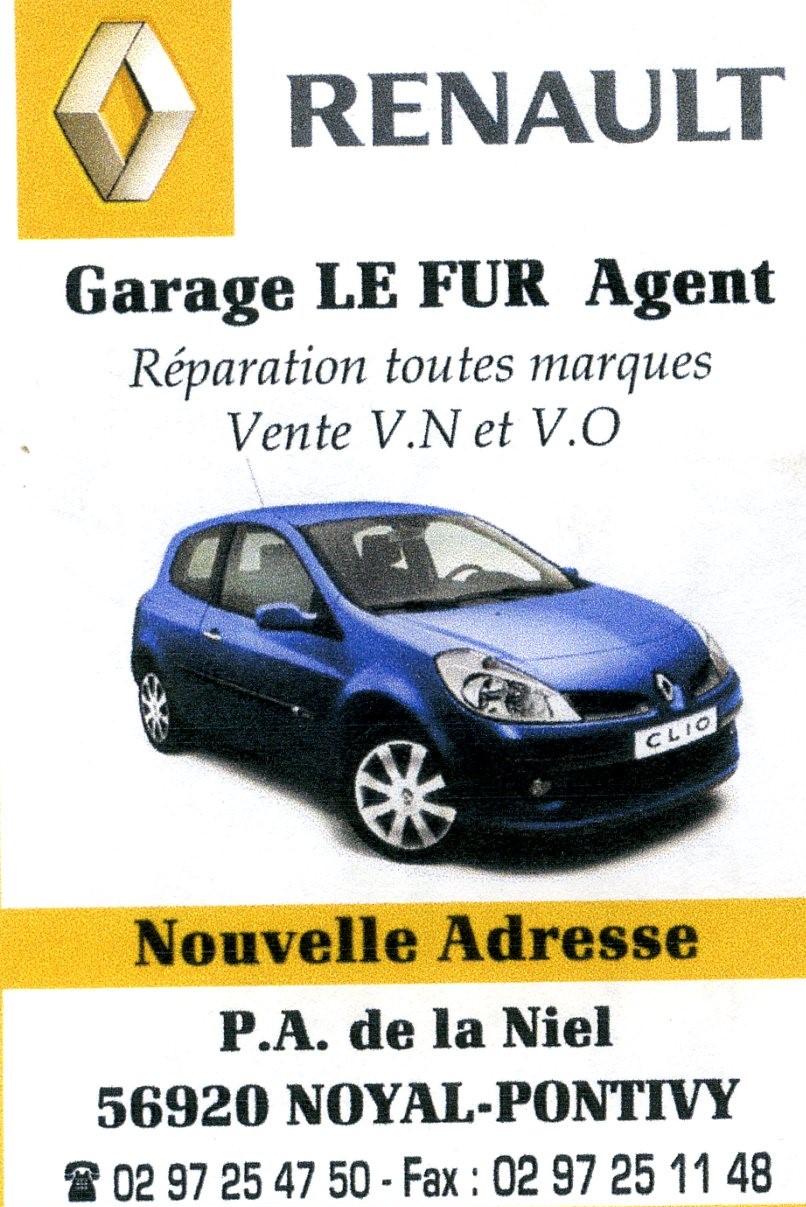 Garage LE FUR Jean-Philippe