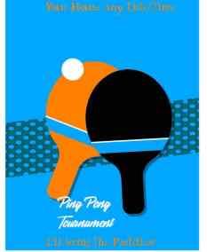 Nozak - Ping Pong Tournament