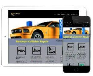 battman v3 ipad and iphone