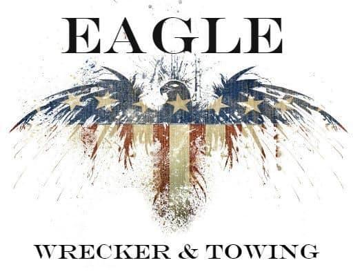 Eagle Wrecker & Towing Logo