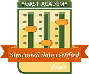 Yoast Certified Badge 4