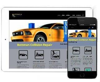 Battman Collision ipad and iphone